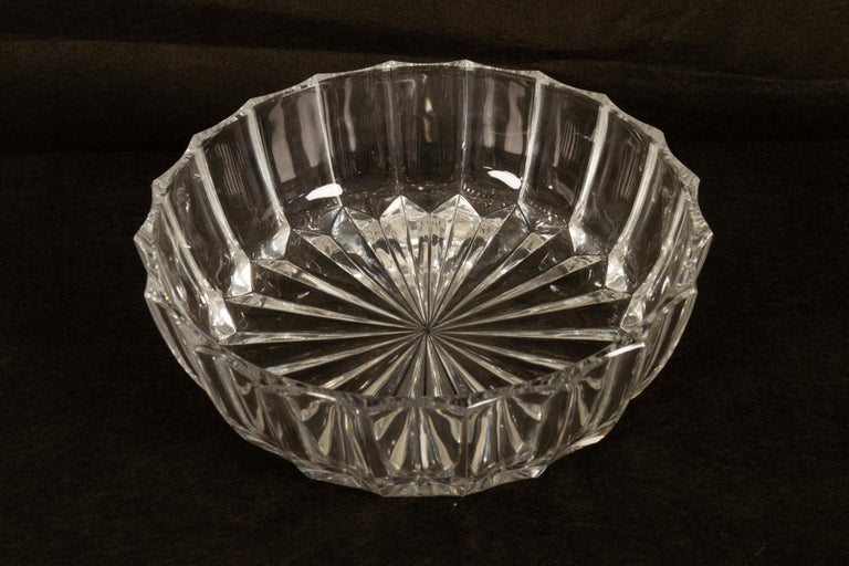 Five Crystal Bowls For Sale 3