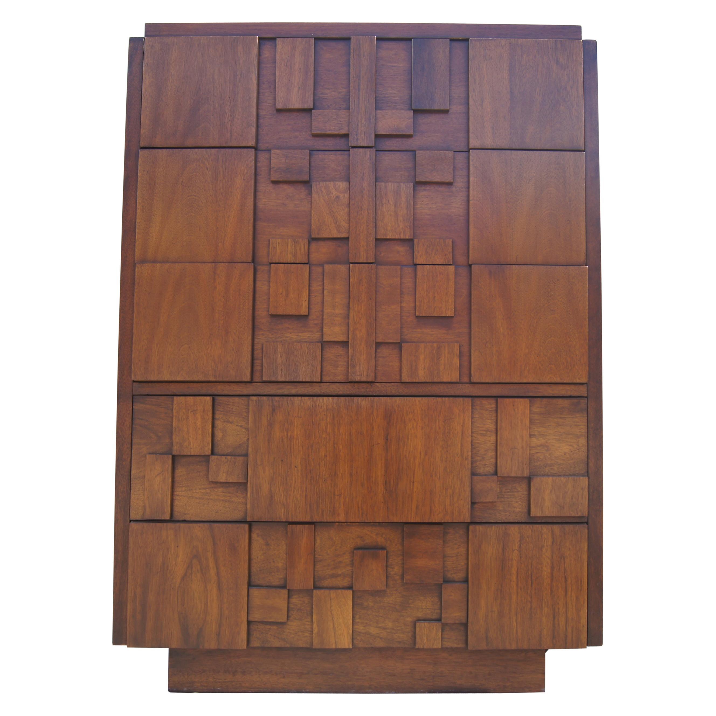 Five-Drawer Mosaic Series Dresser by Lane