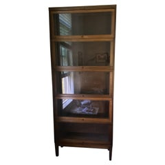 Five Stack Barrister Bookcase