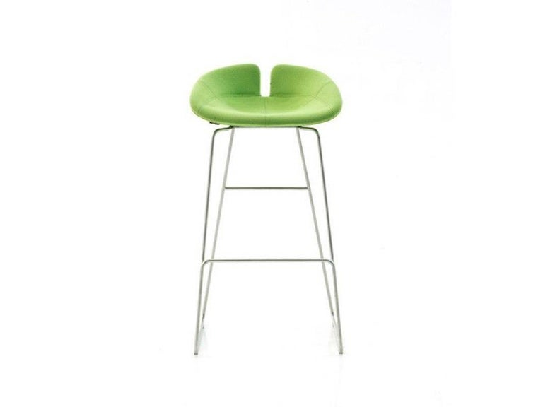 Fjord Counter Stool By Patricia Urquiola For Moroso With
