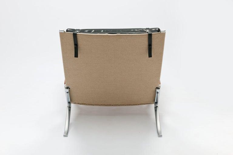 FK Grasshopper Lounge Chair by Jorgen Kastholm & Preben Fabricius For Sale 2
