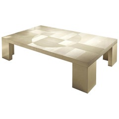 Flair Coffee Table by Chiara Provasi