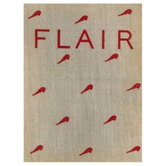 Flair Magazine, Complete Set, February 1950 to January 1951