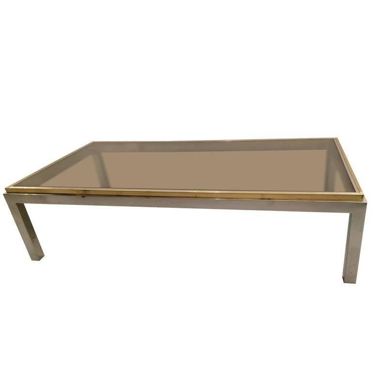 """""""Flaminia"""" Coffee Table by Willy Rizzo"""