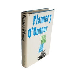 Flannery O'Connor's Everything That Rises Must Converge, First Edition 1965