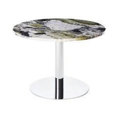 Flash Primavera Circle Table Chrome