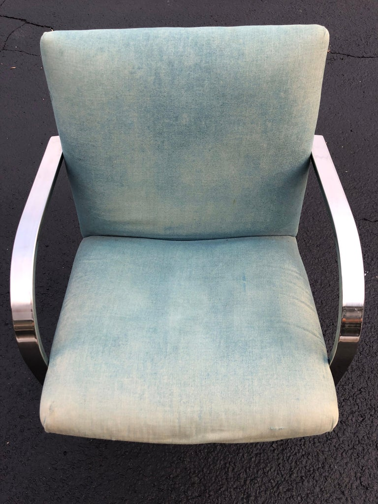 Flat Bar Brno Style Chair For Sale 4