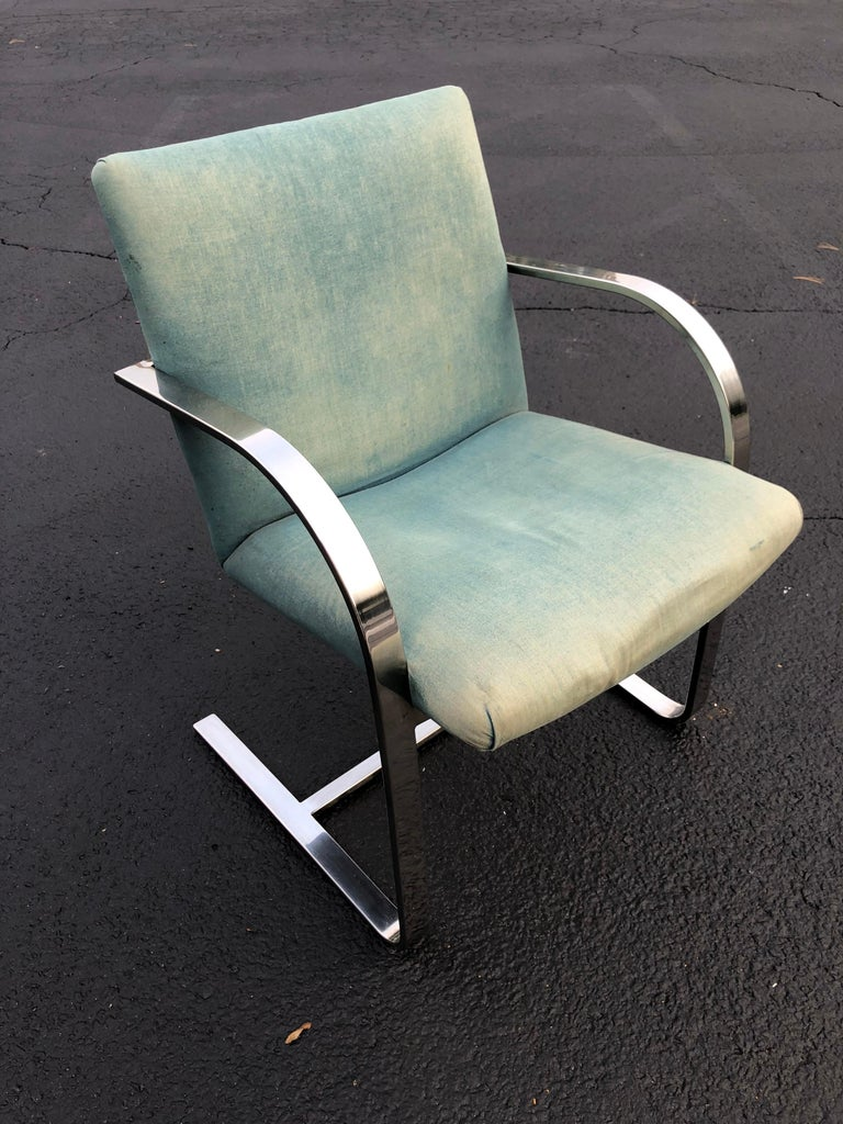 Flat Bar Brno Style Chair For Sale 5