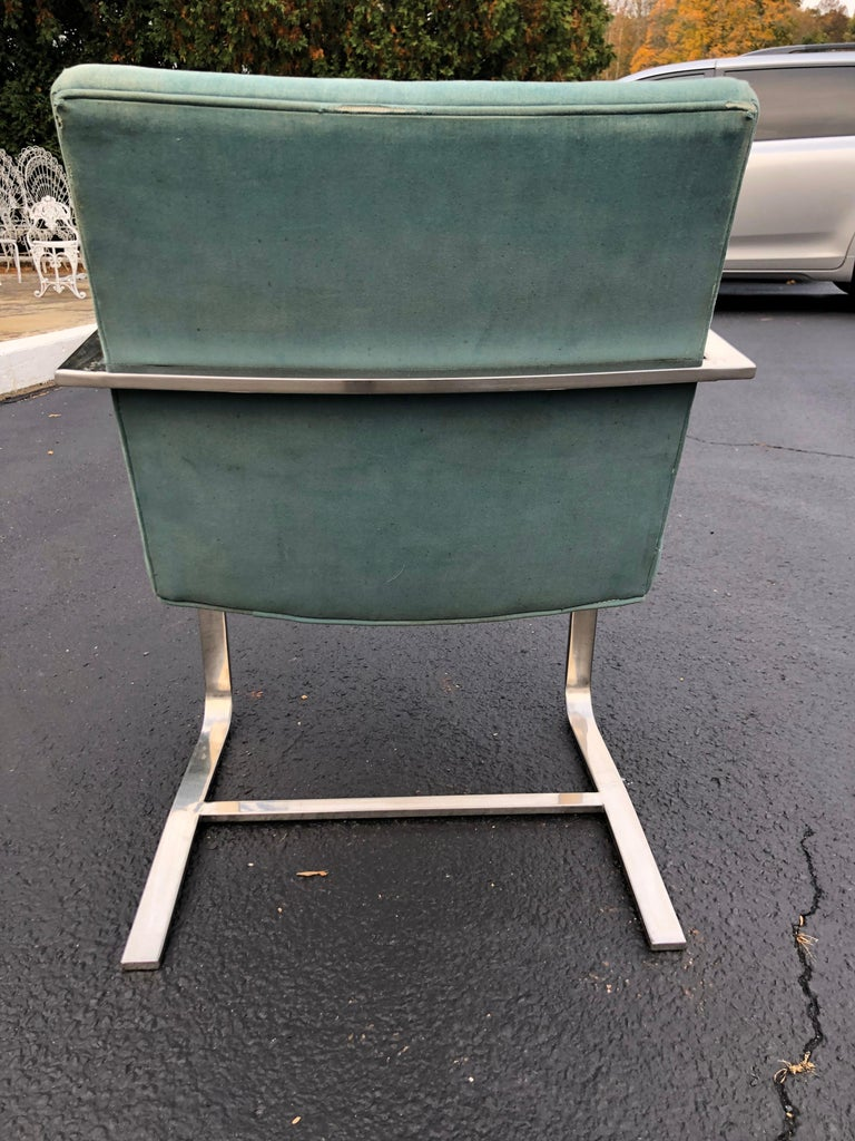 Flat Bar Brno Style Chair For Sale 7