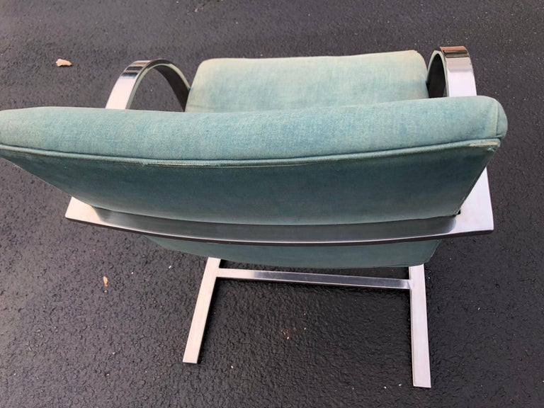 Flat Bar Brno Style Chair For Sale 8