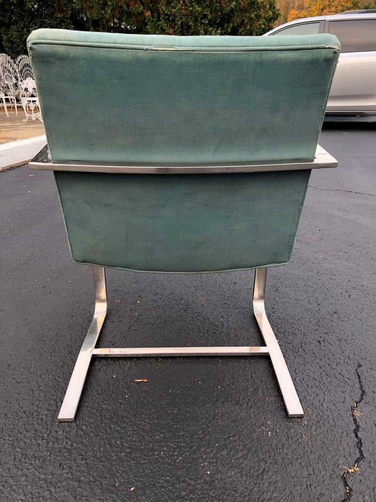 Flat Bar Brno Style Chair For Sale 13