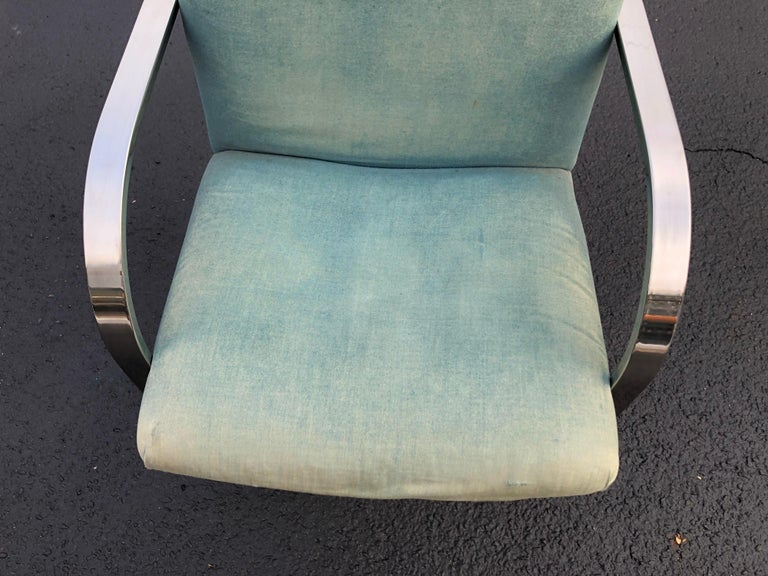 Flat Bar Brno Style Chair For Sale 3