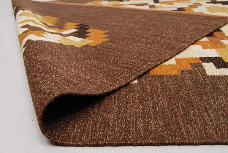 Flat-Weave Rölakan Carpet