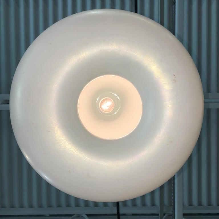 Flavio Poli for Seguso Vetri d'Arte Bell Pendants from Hotel Bristol Merano '6' For Sale 3