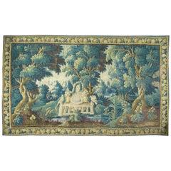 Flemish 17th Century Verdure Tapestry, circa 1680, 9'2 x 15'3