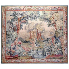 Flemish 19th Century Tapestry