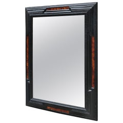 Flemish Ebonized Mirror