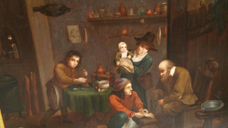 Flemish School 19th Century