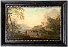 18th Century Flemish Old Master Landscape