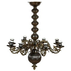 Flemish Style Chandelier in the Baroque Taste