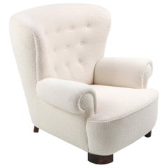 Flemming Lassen Style Armchair