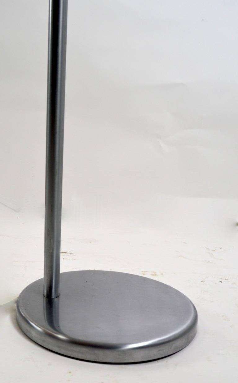 Flex Arm Floor Lamp By Walter Von Nessen For Sale At 1stdibs