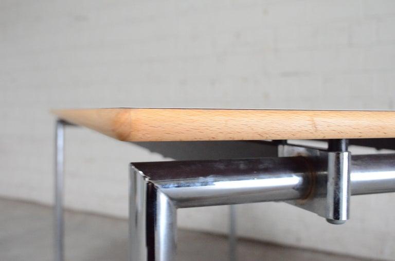 Flex Office Folding Table Søren Nielsen & Thore Lassen Für Randers Danish Modern For Sale 6