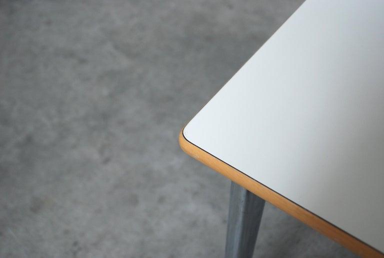 Flex Office Folding Table Søren Nielsen & Thore Lassen Für Randers Danish Modern For Sale 12