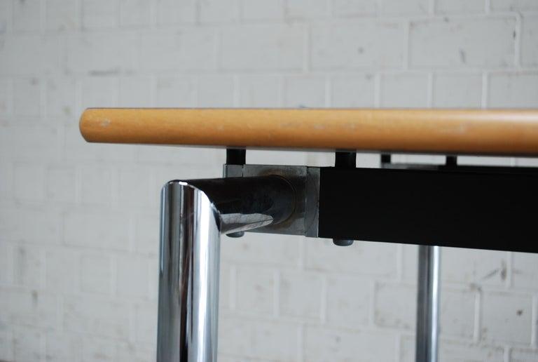 Flex Office Folding Table Søren Nielsen & Thore Lassen Für Randers Danish Modern For Sale 13