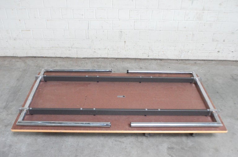 Flex Office Folding Table Søren Nielsen & Thore Lassen Für Randers Danish Modern In Good Condition For Sale In Munich, Bavaria