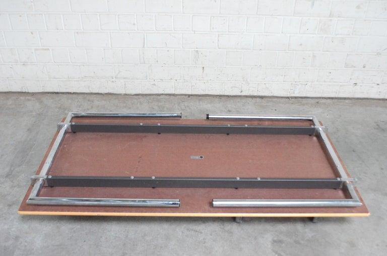 Flex Office Folding Table Søren Nielsen & Thore Lassen Für Randers Danish Modern For Sale 1