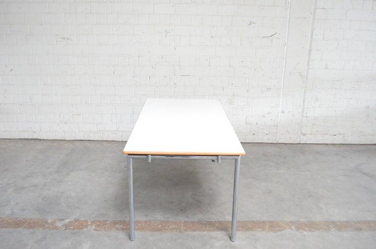 Flex Office Folding Table Søren Nielsen & Thore Lassen Für Randers Danish Modern For Sale 2