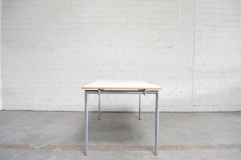 Flex Office Folding Table Søren Nielsen & Thore Lassen Für Randers Danish Modern For Sale 3