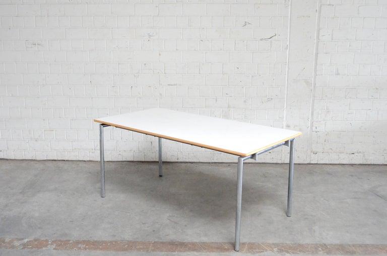 Flex Office Folding Table Søren Nielsen & Thore Lassen Für Randers Danish Modern For Sale 4