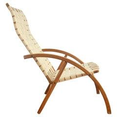 Flexa H45 Lounge Chair by Carlos Motta