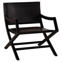 Flexform Emily Leather Armchair Black Holy Design by Centro Studi Chair