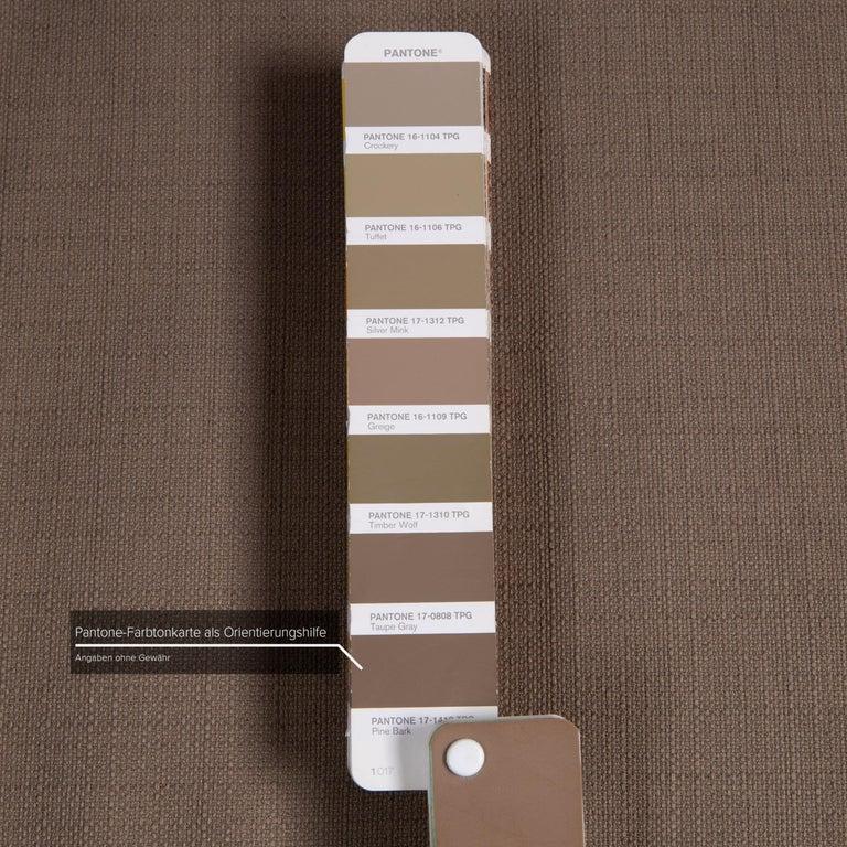 Flexform Fabric Sofa Beige Two-Seat In Good Condition For Sale In Cologne, DE