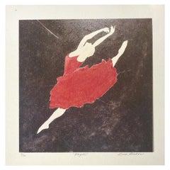"""""""Flight"""" Archival Print by Louis Shields"""