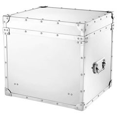 Flight Case Polished Trunk