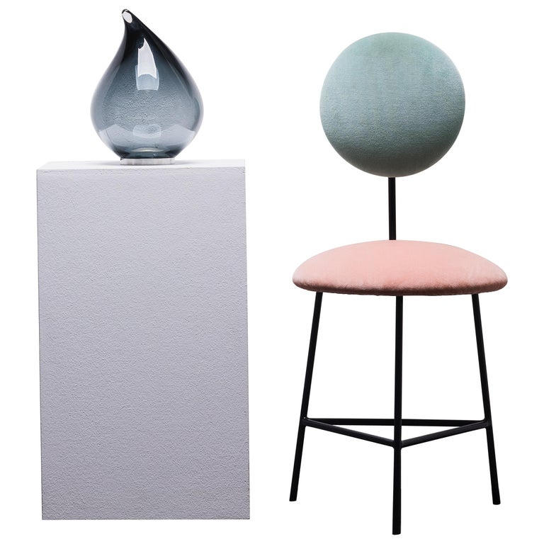 Flik Table Lamp in Murano Glass by Karim Rashid For Sale