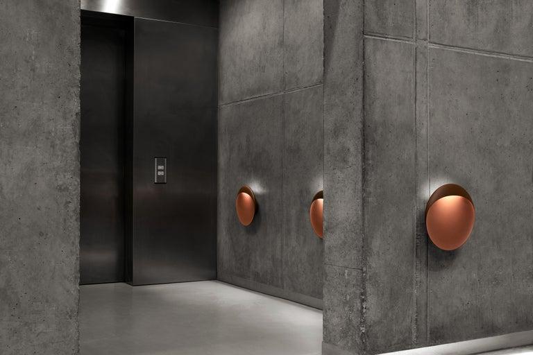 Mid-Century Modern 'Flindt' Indoor/Outdoor Wall Light for Louis Poulsen For Sale