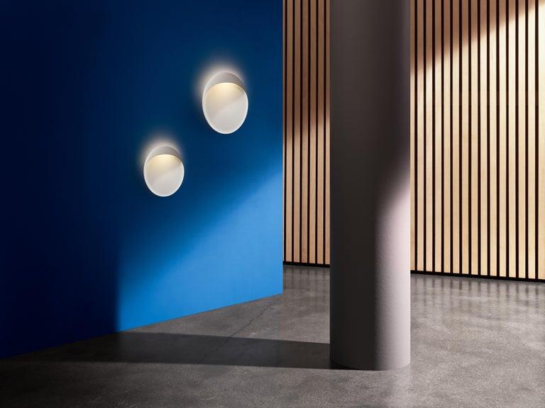 'Flindt' Indoor/Outdoor Wall Light for Louis Poulsen In Excellent Condition For Sale In Glendale, CA