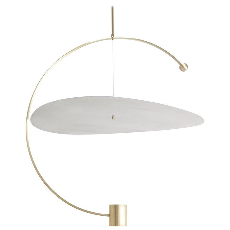 Float Circle Pendant Light by Ladies & Gentlemen Studio For Sale