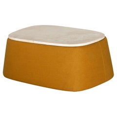Float Yellow Coffee Table