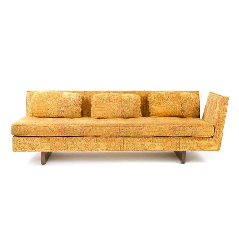 Peachy Floating Arm Sectional Sofa By Edward Wormley For Dunbar At Creativecarmelina Interior Chair Design Creativecarmelinacom