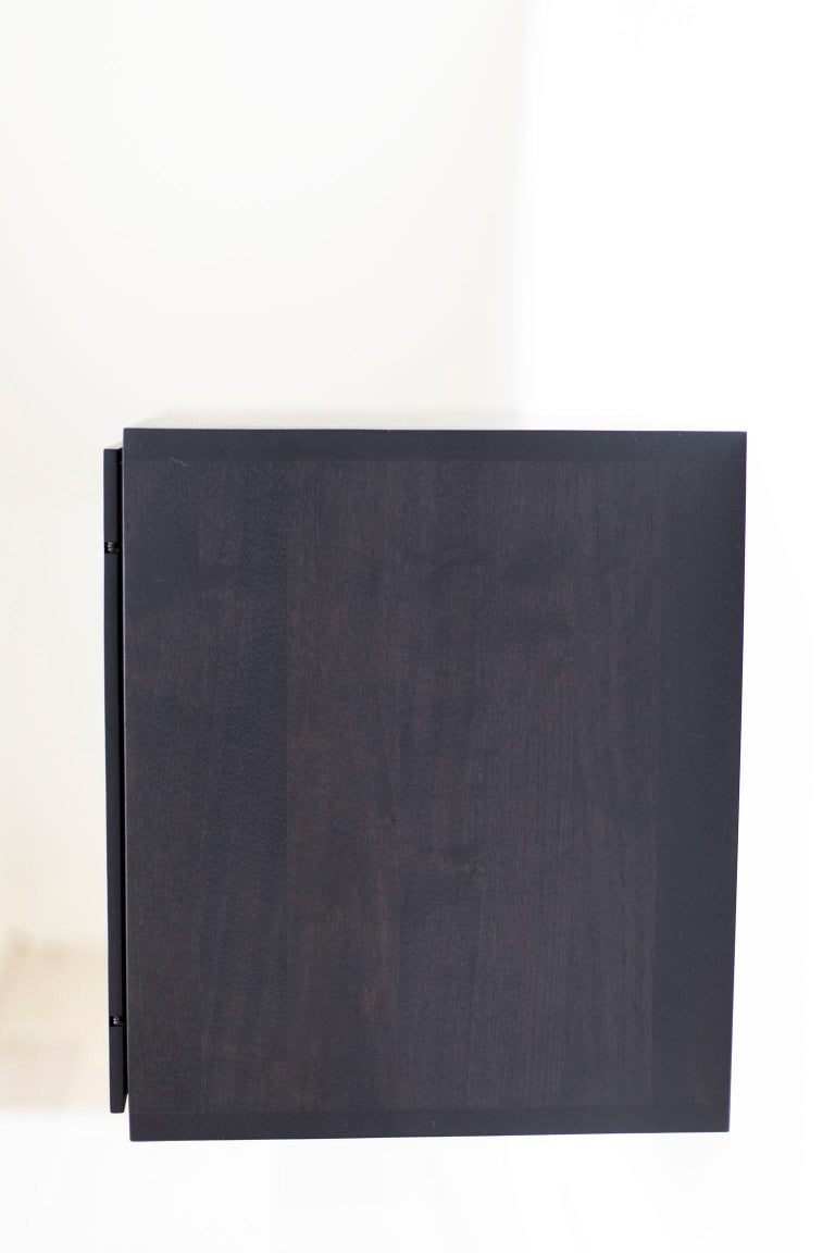 Walnut Floating Nightstand For Sale