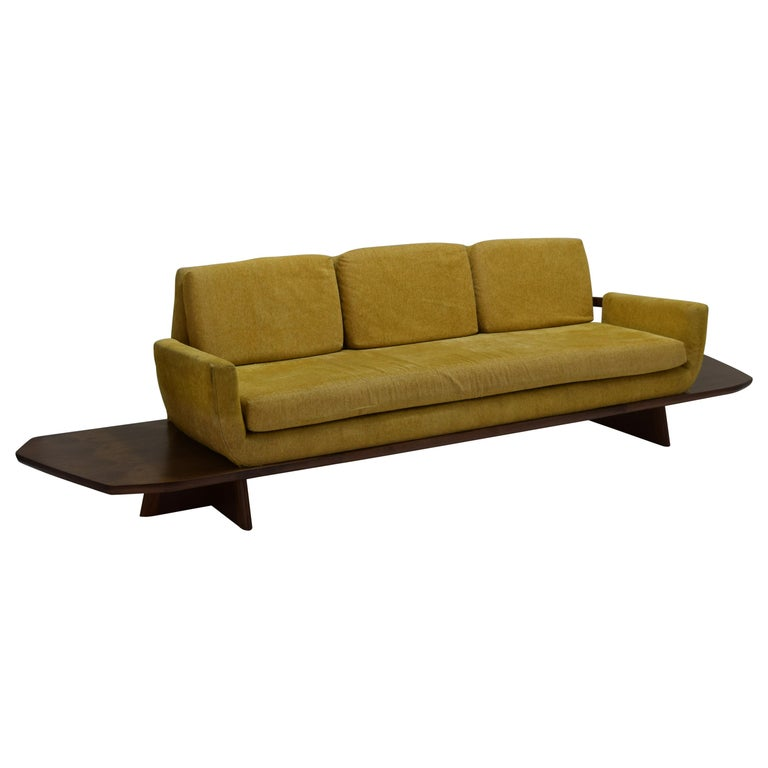 Floating Sofa by Samson Berman For Sale at 1stdibs