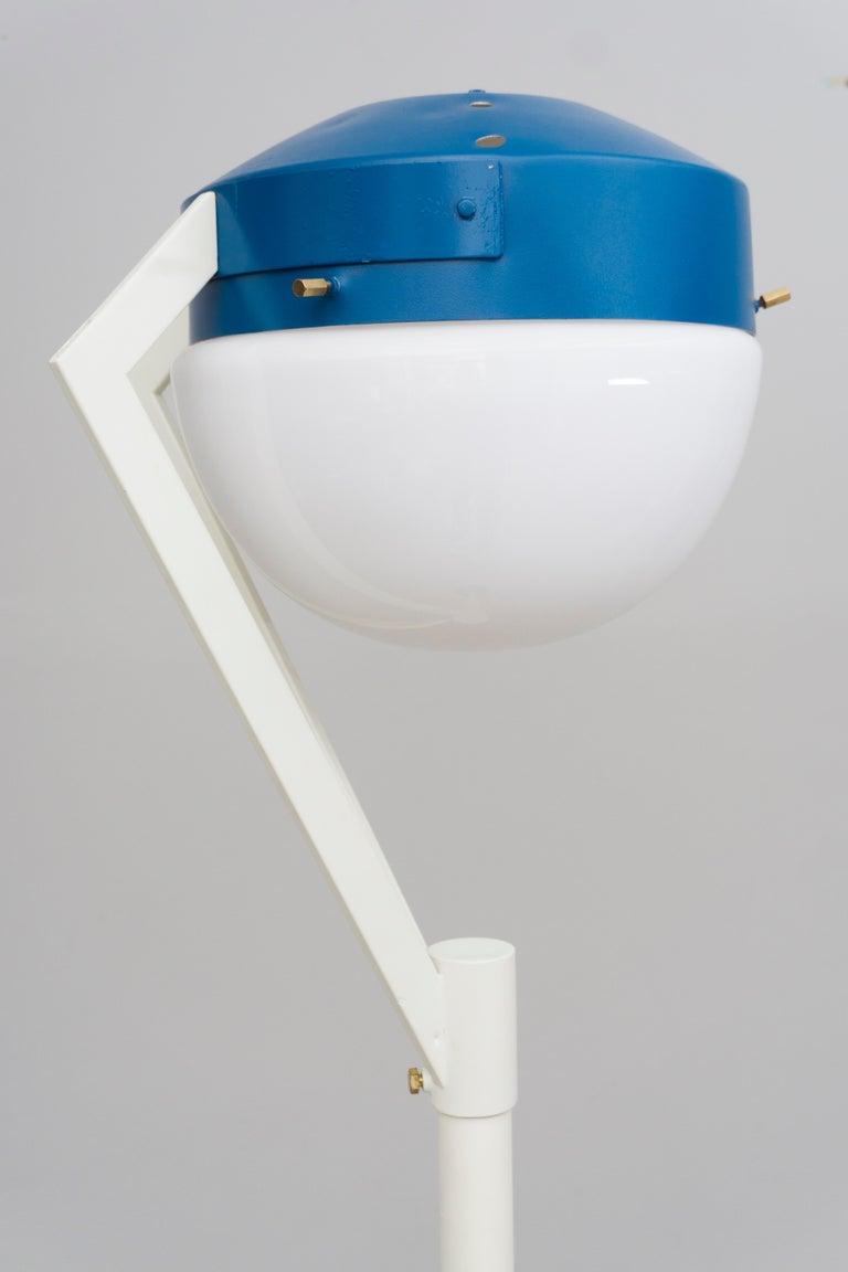 Floor Lamp by Bruno Gatta, 1960 In Good Condition For Sale In Berlin, DE