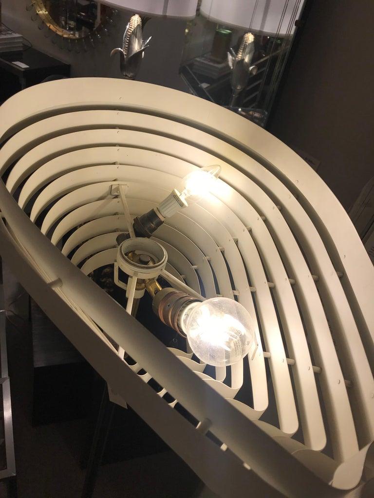 Floor Lamp by Alvar Aalto, Artek Editions, Finland, circa 1953 In Excellent Condition For Sale In New York, NY