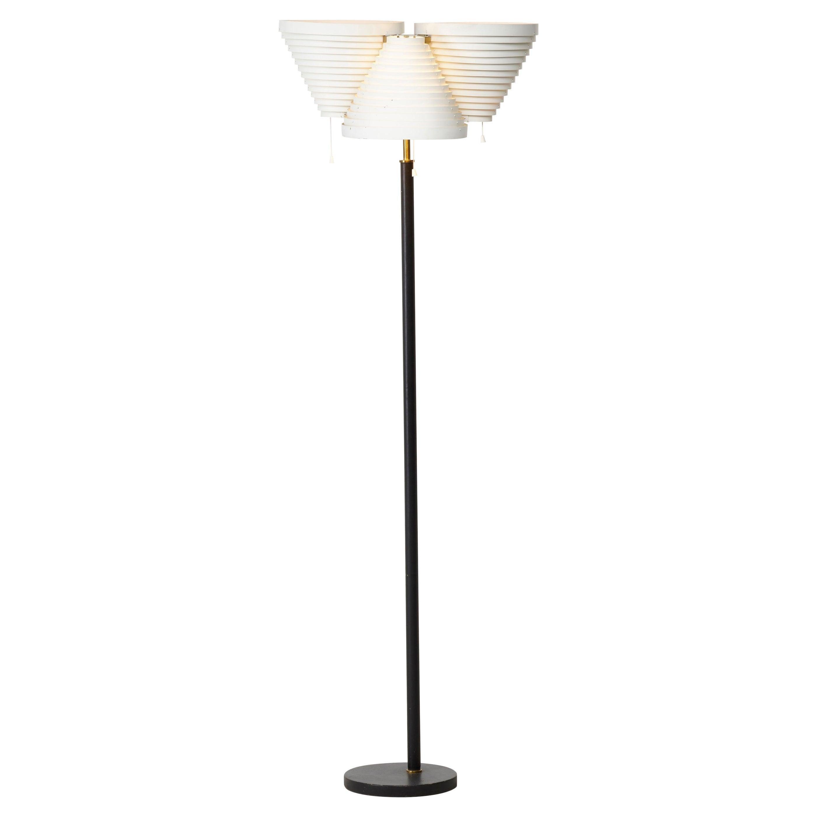 Floor Lamp by Alvar Aalto